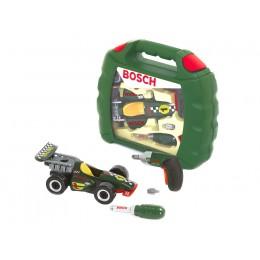 Klein - Walizka z wkrętarką Bosch i samochodem do skręcenia - 8375