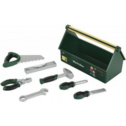 Klein Bosch - Skrzynka z narzędziami - Majsterkowanie - 8573