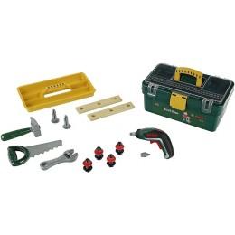 Klein – Skrzynka z narzędziami i wkrętarką Bosch Ixolino II – 8609