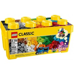 Klocki LEGO Classic 10696 Duże pudełko 484 elementów