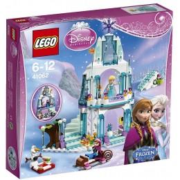 Klocki LEGO DISNEY 41062 Błyszczący Lodowy Zamek
