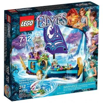 Klocki Lego Elves 41073 Statek Naidy