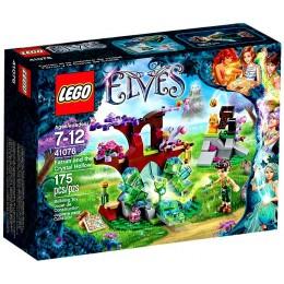 Klocki LEGO Elves 41076 Farran i Dziupla z kryształem