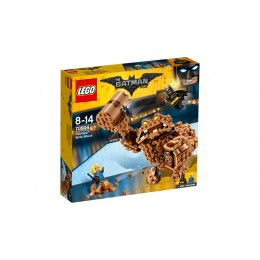 Klocki LEGO® Batman Movie - Atak Clayface'a 70904