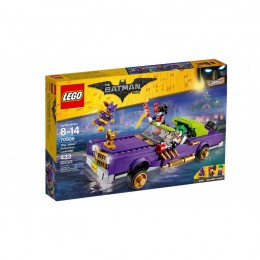 Klocki LEGO® Batman Movie - Lowrider Jokera 70906