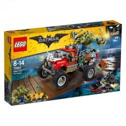 Klocki LEGO Batman Pojazd Killer Croca 70907