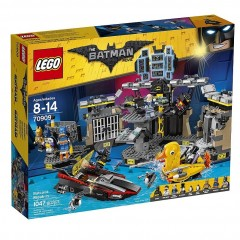 Klocki LEGO® Batman Movie - Włamanie do Jaskini Batmana 70909