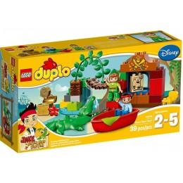Lego Duplo 10526 Jake - Odwiedziny Piotrusia Pana