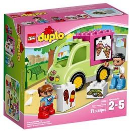 LEGO DUPLO 10586 Furgonetka Lodziarza