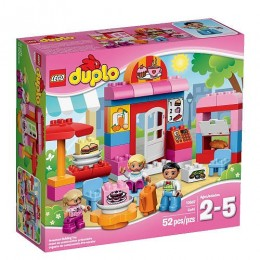 LEGO DUPLO 10587 Kawiarenka