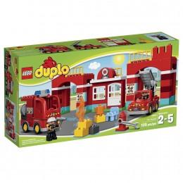 Klocki LEGO Duplo 10593 Remiza Strażacka