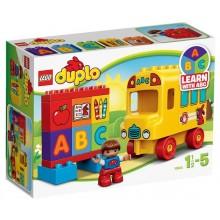 Klocki LEGO Duplo 10603 Mój pierwszy autobus