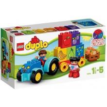 Klocki LEGO DUPLO 10615 Mój Pierwszy Traktor