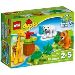 Klocki LEGO DUPLO 10801 Zwierzątka