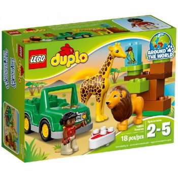 Klocki LEGO DUPLO 10802 Sawanna