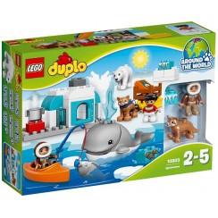 Klocki LEGO DUPLO 10803 Ville - Arktyka