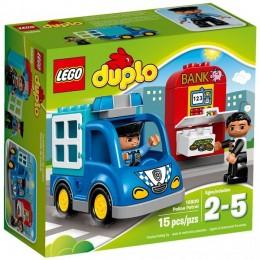 Klocki LEGO DUPLO 10809 Patrol Policyjny