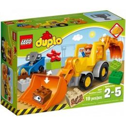 Klocki LEGO DUPLO 10811 Koparko - ładowarka