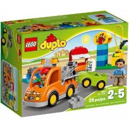 Klocki LEGO DUPLO 10814 Samochód Pomocy Drogowej