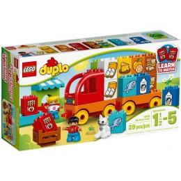 Klocki LEGO DUPLO 10818 Moja Pierwsza Ciężarówka