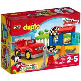Klocki LEGO DUPLO 10829 Warsztat Myszki Mickey