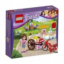 Klocki LEGO Friends 41030 Stoisko z Lodami