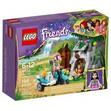 Klocki LEGO Friends 41032 Dżungla Motocykl Ratowniczy