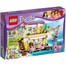 Klocki LEGO Friends 41037 Letni Domek na Plaży