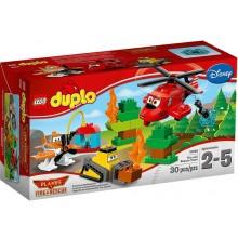 LEGO 10538 Duplo Samoloty 2 Drużyna Strażacka