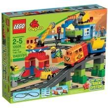 LEGO Duplo 10508 Pociąg Deluxe Zestaw Tory