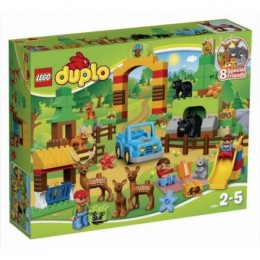 Klocki LEGO DUPLO 10584 Leśny Park