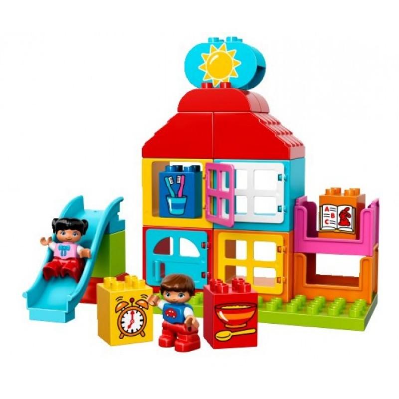 Klocki Lego Duplo 10616 Moje Pierwsze Klocki M J Pierwszy Domek Sklep Zabawkowy