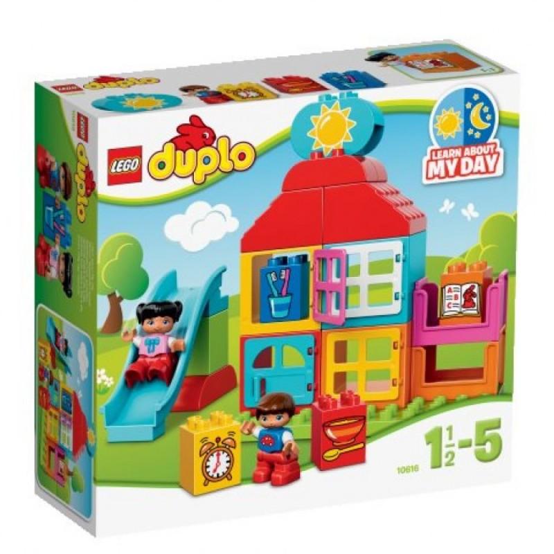 Klocki Lego Duplo 10616 Moje Pierwsze Klocki Mój Pierwszy Domek