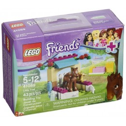 Klocki LEGO FRIENDS 41089 Źrebak