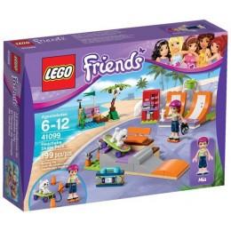 Klocki LEGO Friends 41099 Skate Park w Heartlake