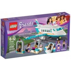 Klocki LEGO Friends 41100 Prywatny samolot z Heartlake