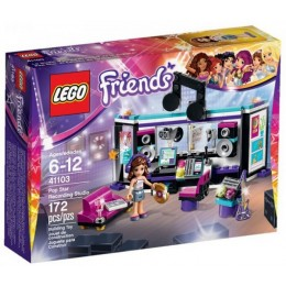Klocki LEGO Friends 41103 Studio Nagrań Gwiazdy Pop