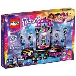 Klocki LEGO Friends 41105 Scena Gwiazdy Pop