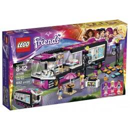 Klocki LEGO Friends 41106 Wóz Koncertowy Gwiazdy Pop