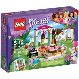 Klocki LEGO Friends 41110 Przyjęcie Urodzinowe
