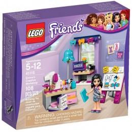 Klocki LEGO Friends 41115 Kreatywny Warsztat Emmy