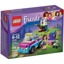 Klocki LEGO Friends 41116 Wóz Badawczy Olivii
