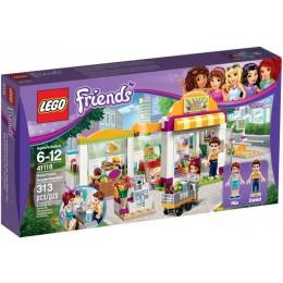 Klocki LEGO Friends 41118 Supermarket z Heartlake
