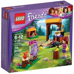 Klocki LEGO Friends 41120 Letni Obóz Łuczniczy