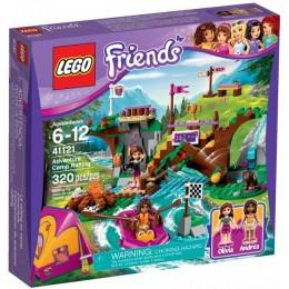 Klocki LEGO Friends 41121 Spływ Pontonem