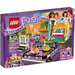 Klocki LEGO Friends 41133 Autka w parku rozrywki