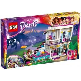 Klocki LEGO Friends 41135 Dom Gwiazdy Pop Livi