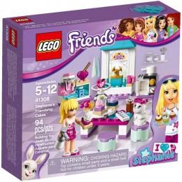 Klocki LEGO Friends 41308 Ciastka przyjaźni Stephanie