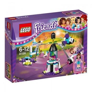 Klocki LEGO Friends Kosmiczna karuzela w parku rozrywki 41128