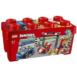 Klocki LEGO Juniors 10673 Wyścigi Samochodowe
